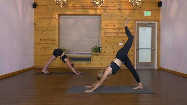 15 Min Flow to Improve Posture - Make...