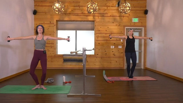sparkBARRE 37 - Steph Young