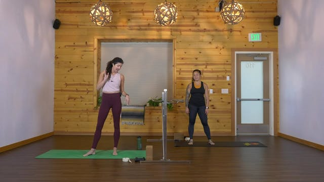 sparkBARRE 17 - Steph Young
