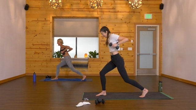 sparkCORE+CARDIO 16 (35 Min) - Steph Young
