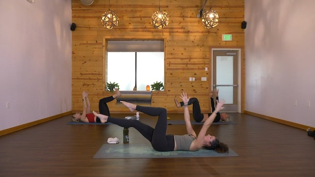 Bodyweight HIIT (20 min) - Steph Young