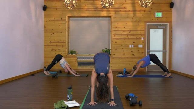 sparkHIIT 24 - Steph Young