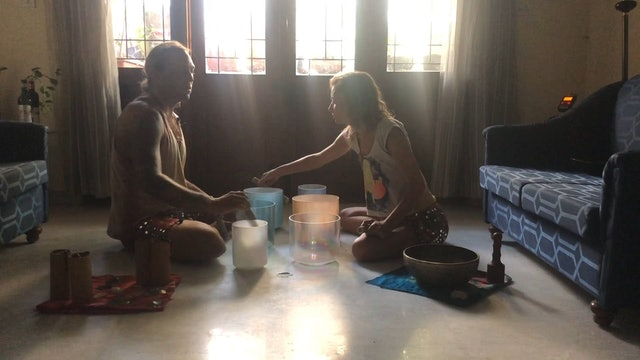 Harmonic Hearts Crystal Alchemy Sound Bath