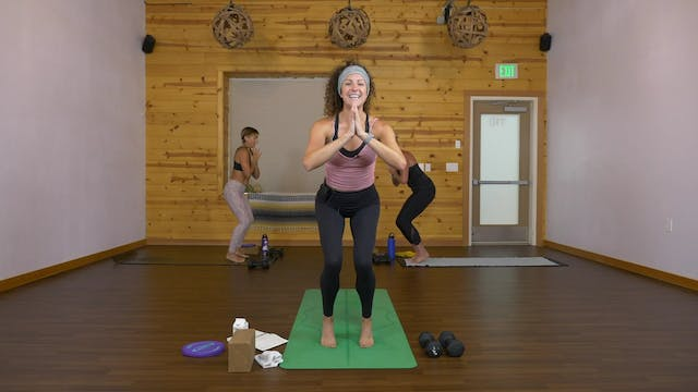 sparkABS+GLUTES 3 - Steph Young
