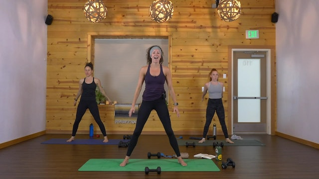 sparkHIIT 18 - Steph Young