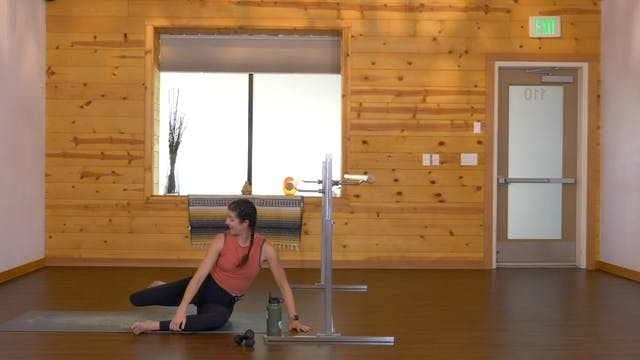sparkBARRE 40 (40 min) - Steph Young