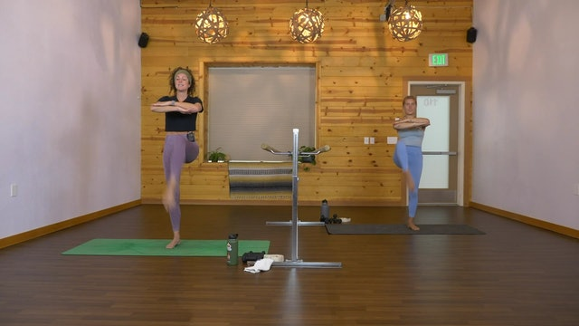 sparkBARRE 30 - Steph Young
