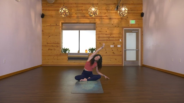 9 Min Grounding Sequence - Steph Young