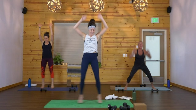 sparkHIIT 12 - Steph Young