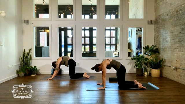 Strong + Stretch   Krista Stevic   60 minutes
