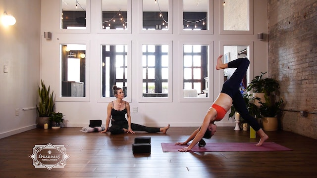 Strong + Stretch   Tori Reynolds   30 minutes
