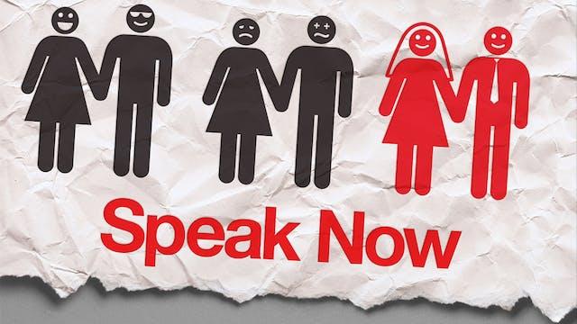 Speak Now Feature Film
