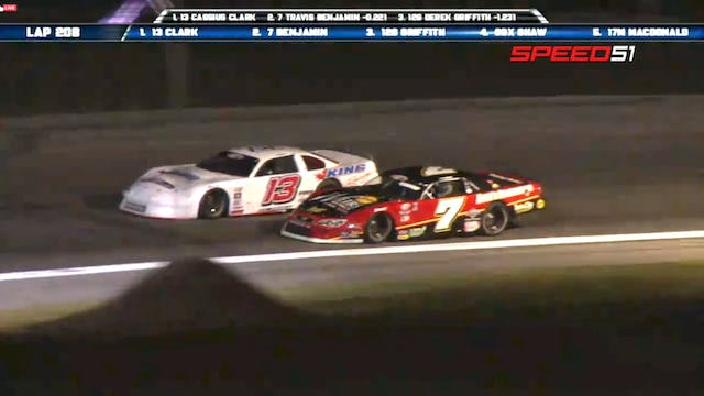 2019 PASS Oxford 250 at Oxford Plains...