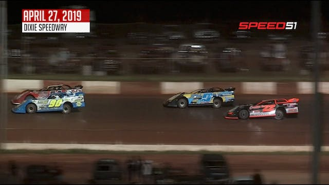 602 Sportsman at Dixie- Highlights - ...