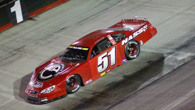 Ride Along with Stephen Nasse at Bristol - In Car - Sep. 25, 2020