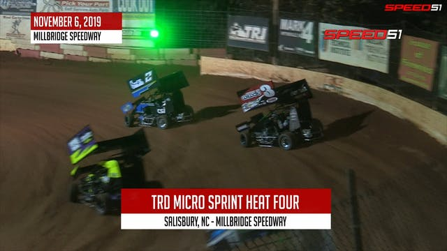 Winged Micro Showdown Heats at Millbr...