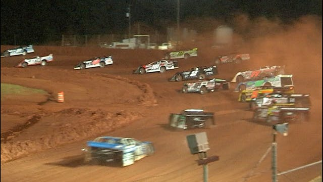 ULTIMATE Super Late Models at Modoc -...
