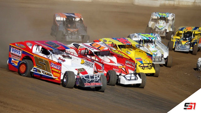 LIVE Sportsman Modifieds at Lake View - Jan. 30, 2021