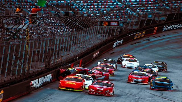 Pro Late Models at Bristol - Highligh...