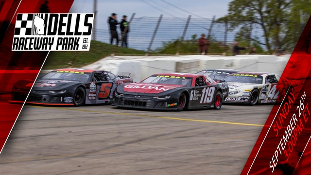 LIVE TUNDRA at Dells Raceway Park - Sep. 26, 2021