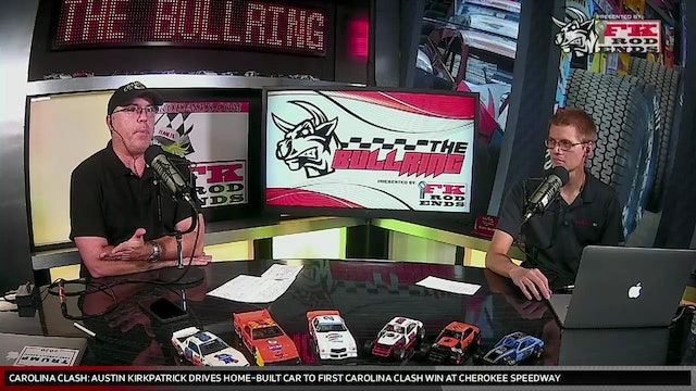 #TheBullring Episode 66 - Presented by FK Rod Ends