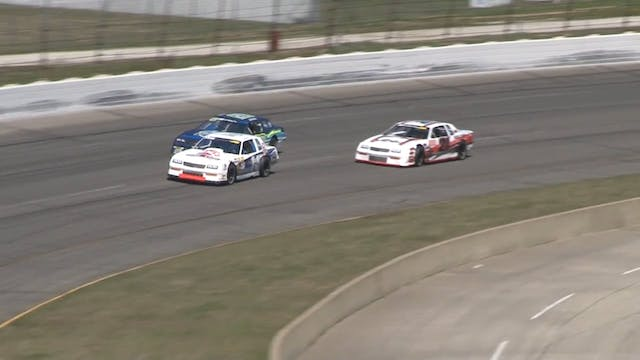 CRA Street Stocks at Lucas Oil (IN) -...