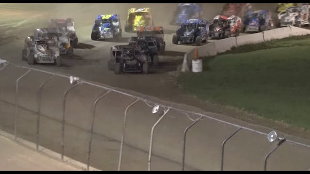 Super DIRTcar Series Rolling Wheels -...