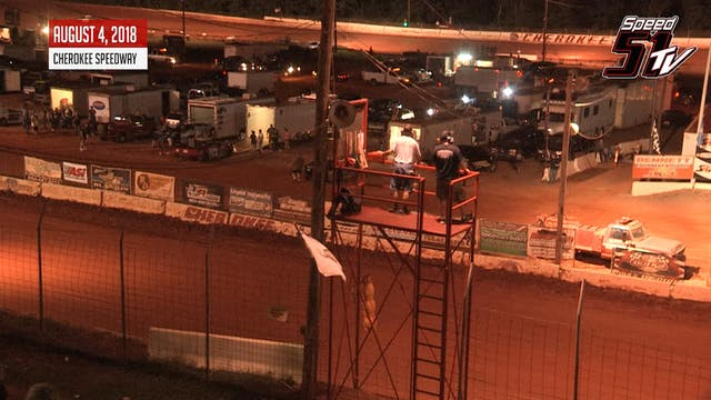 Extreme 4's - Cherokee Speedway - Hig...