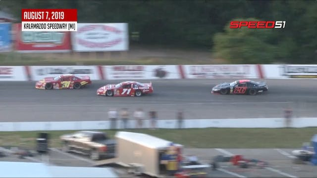 ARCA/CRA Super Series Kalamazoo Klash...