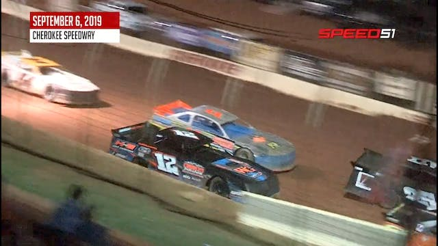 Street Stock Showdown Heat #1 at Cher...