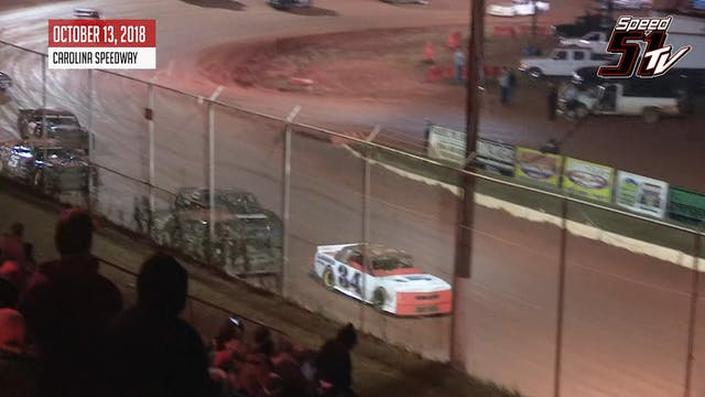 Thunder Bombers - Carolina Speedway -...