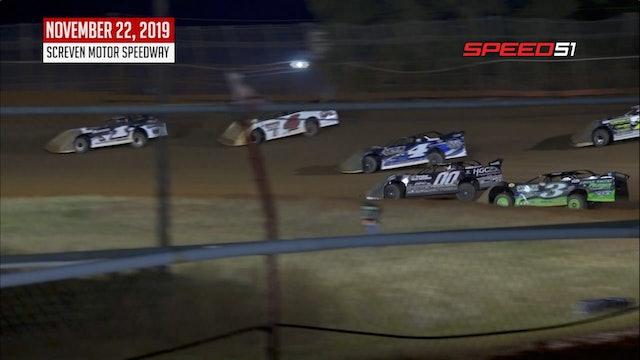 FASTRAK Racing Series at Screven - Recap - Nov. 22, 2019