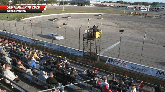 CRA Jr Late Models at Toledo - Highlights - Sep. 19, 2020