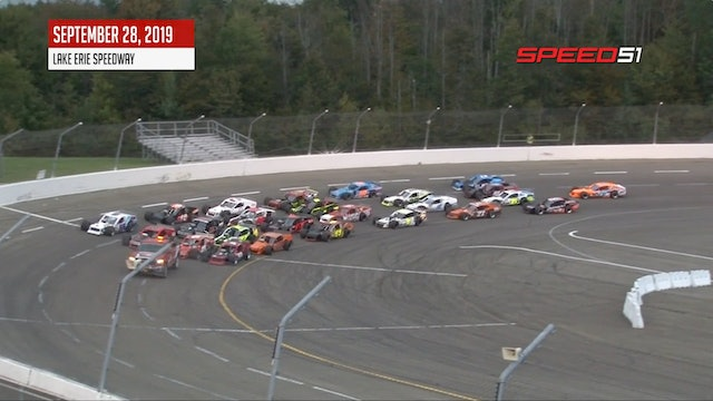 2019 Race of Champions 250 at Lake Erie - Highlights