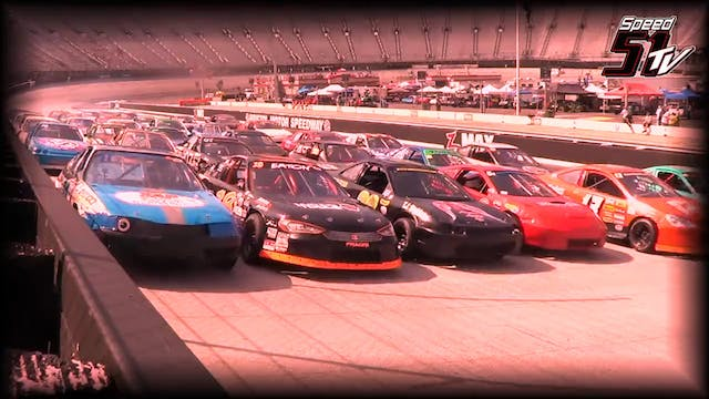 Bristol Short Track Nationals - Music...