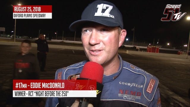 ACT The Night Before The 250 - Recap