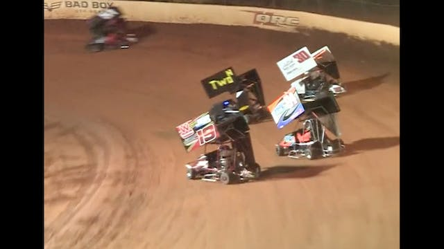 Open Outlaw Karts - Highlights - Aug....