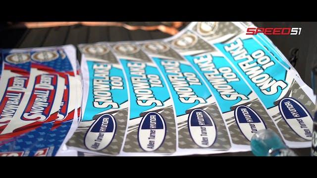 Snowball Derby Tech Day - Music Video...