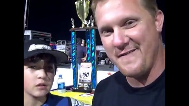Chase Elliott Wins PASS South at Hick...