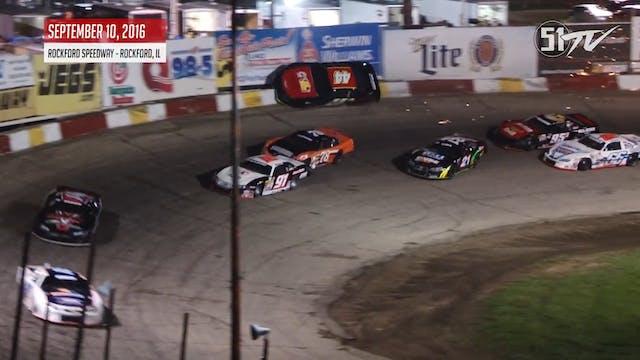 Late Models Rockford Speedway - Highl...