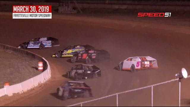 Modifieds at Fayetteville - Highlight...