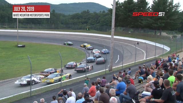 Late Models at White Mountain - Highl...