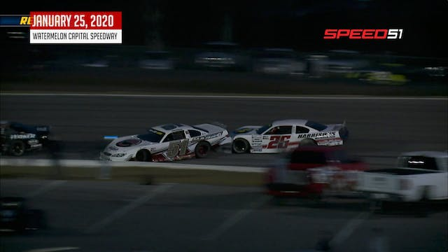 CRA Speedfest 200 at Cordele - Recap ...