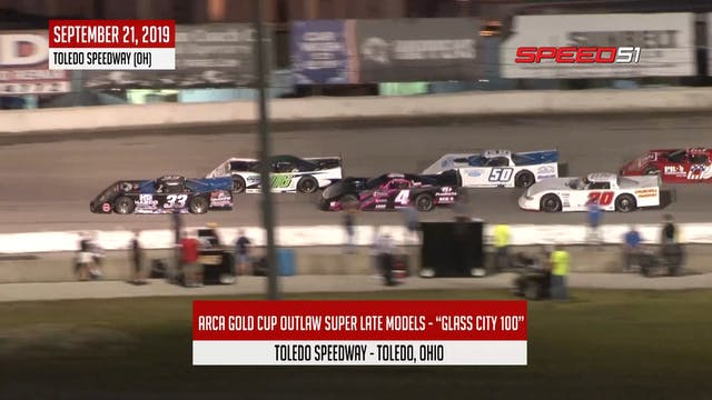 ARCA Gold Cup at Toledo - Highlights ...