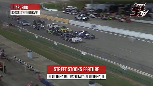 Street Stocks at Montgomery - Highlig...