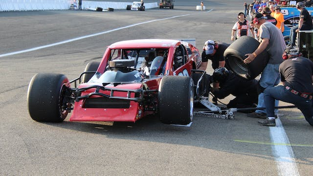 Race of Champions 250 at Lake Erie - ...