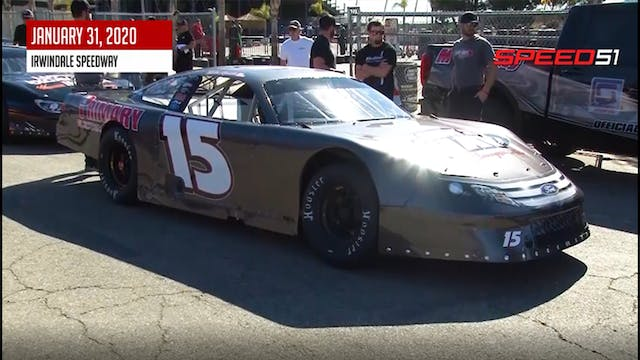 Tayler Riddle at Irwindale - One on One