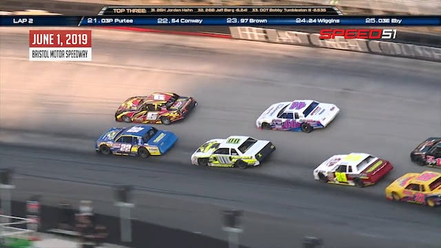 CRA Street-Stocks at Bristol - Highli...