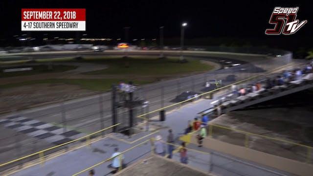 Billy Bigley 128 4-17 Speedway - High...