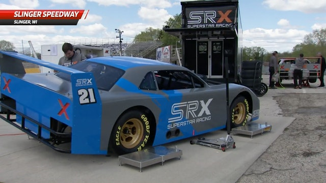 SRX Testing at Slinger Speedway - May 11, 2021